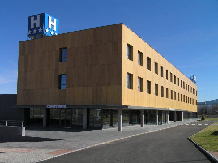 Hotel El Espinar. Segovia