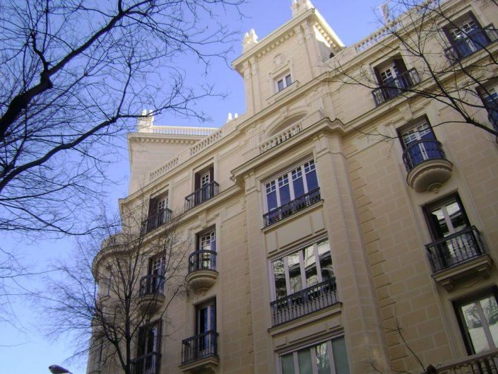 Rehabilitación y Conservación de edificio de oficinas