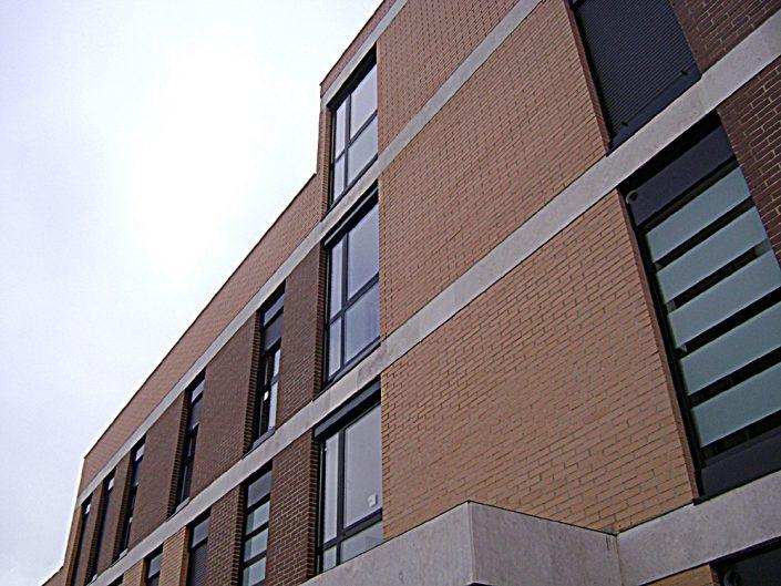 Edificio de 14 viviendas, trasteros y garaje. orrejón de la Calzada / Madrid