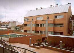 Edificio de 25 Viviendas, trasteros y garaje. Aranjuez / Madrid