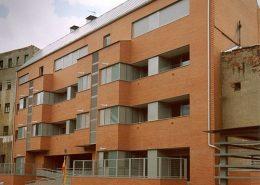 Edificio de 25 Viviendas, trasteros y garaje. Aranjuez / Madrid 2