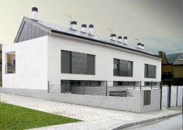3 viviendas adosadas. El Espinar / Segovia 2