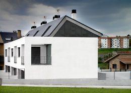 3 viviendas adosadas. El Espinar / Segovia 3