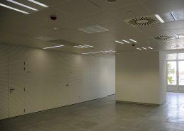 Acondicionamiento interior de oficinas Palacio de Miraflores 5