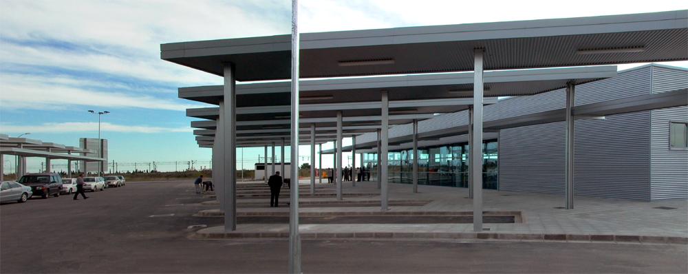 Rea de servicio l aldea proarq arquitectura y urbanismo - Arquitectos tarragona ...