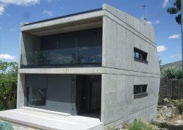 Vivienda Torres Sainz Calle Mirapuerto / El Espinar / Segovia 5