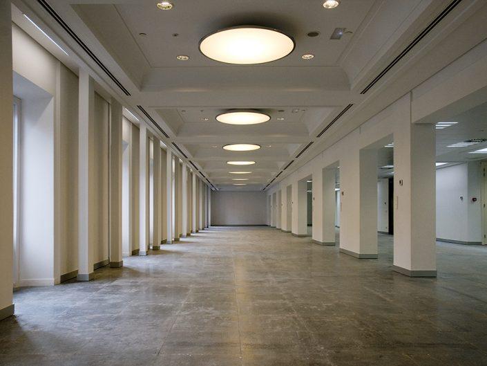 Acondicionamiento interior de oficinas Palacio de Miraflores