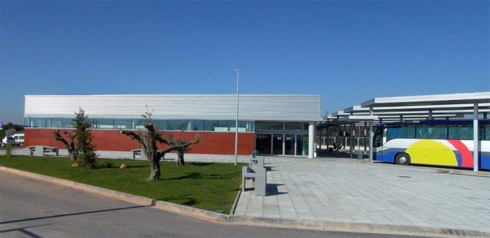 Área de Servicio L'Aldea. Tarragona