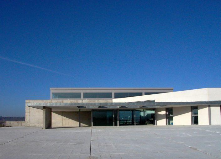 Centro de Formación Intersectorial. El Espinar - Segovia