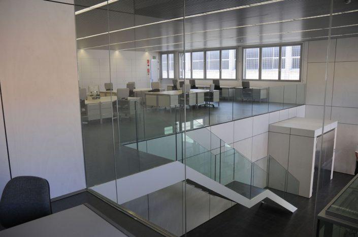 Centro de Proceso de Datos INEM Valdemoro. PROARQ - Arquitectos Madrid