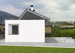 3 viviendas adosadas. El Espinar / Segovia
