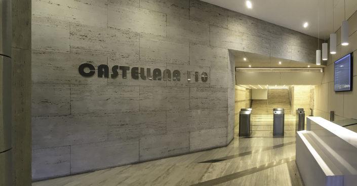 Oficinas Paseo Castellana