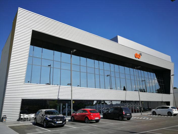 Centro Deportivo GO Fit Madrid. PROARQ - Arquitectos Madrid