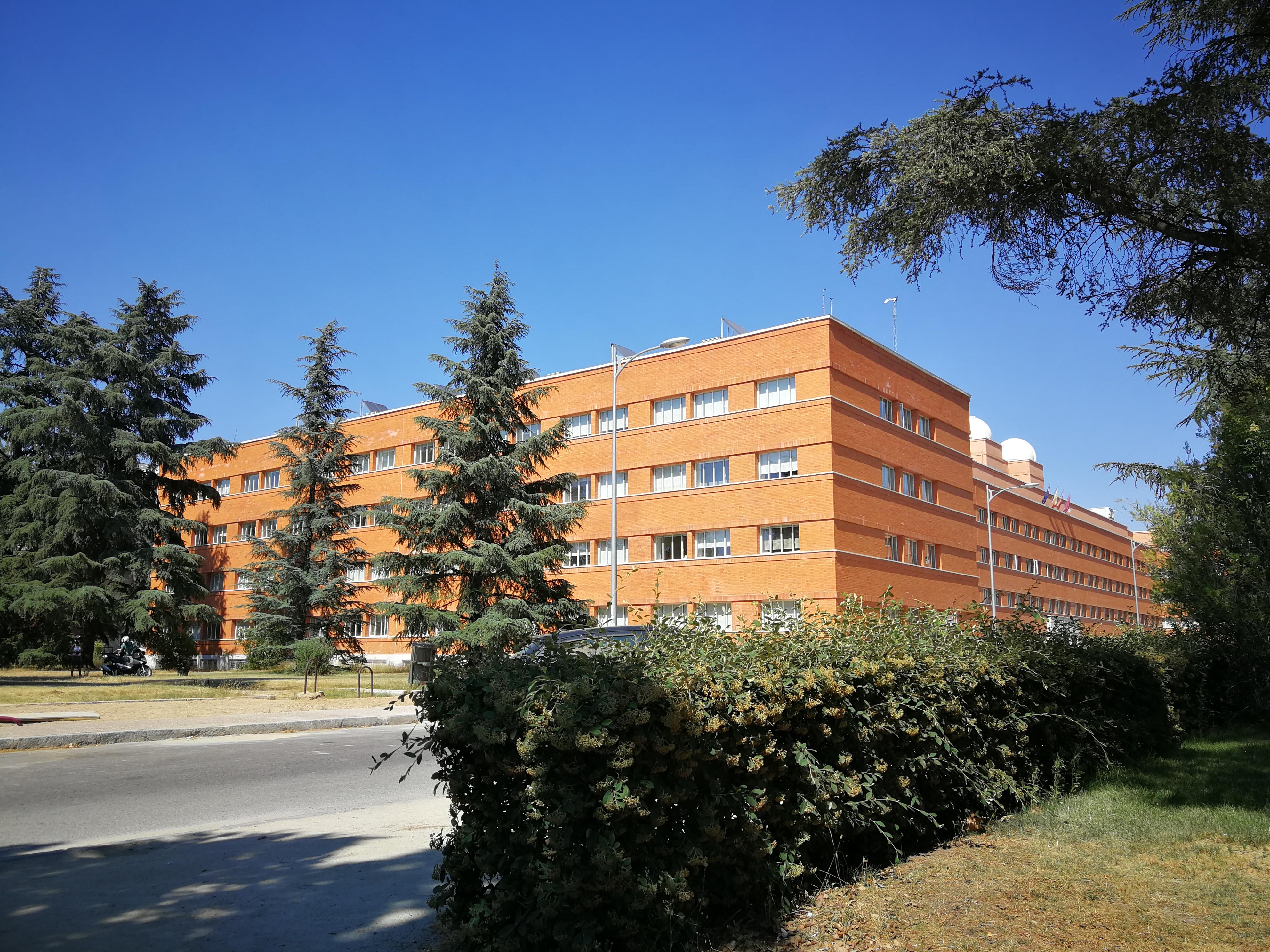 Facultad de Ciencias Físicas. PROARQ - Arquitectos Madrid