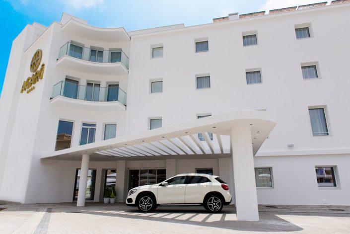 Hotel Agaró Chipiona. PROARQ - Arquitectos Madrid