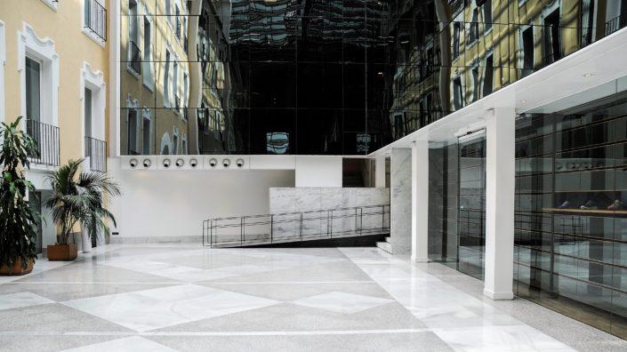 Oficinas Palacio de Miraflores. PROARQ - Arquitectos Madrid