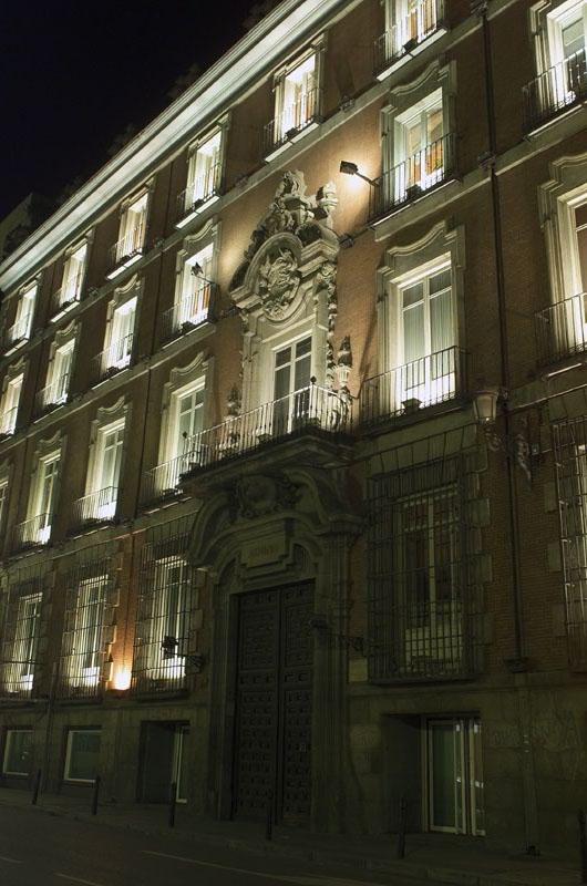 Conservación y Restauración del Palacio de Miraflores
