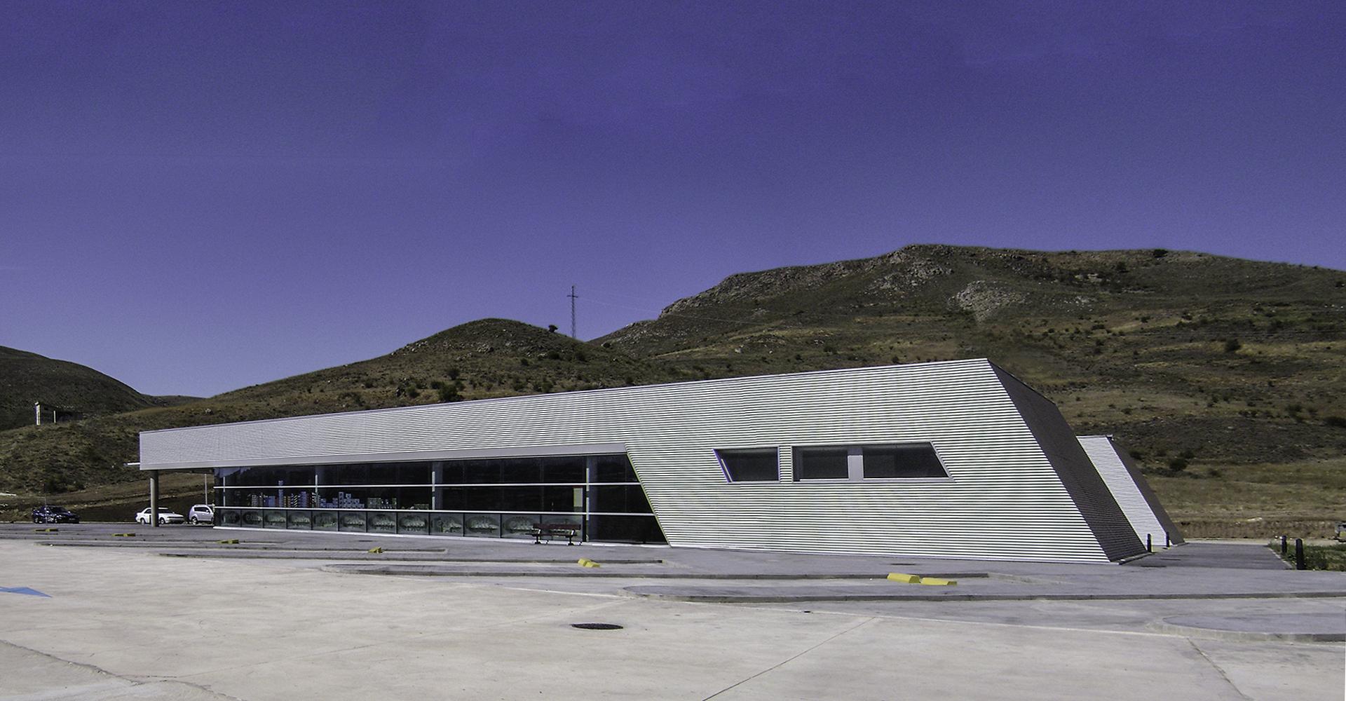 Área de servicio Lodares