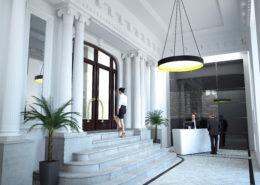 Edificio de oficinas Fortuny