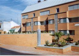 25 viviendas Calle Almansa / Aranjuez