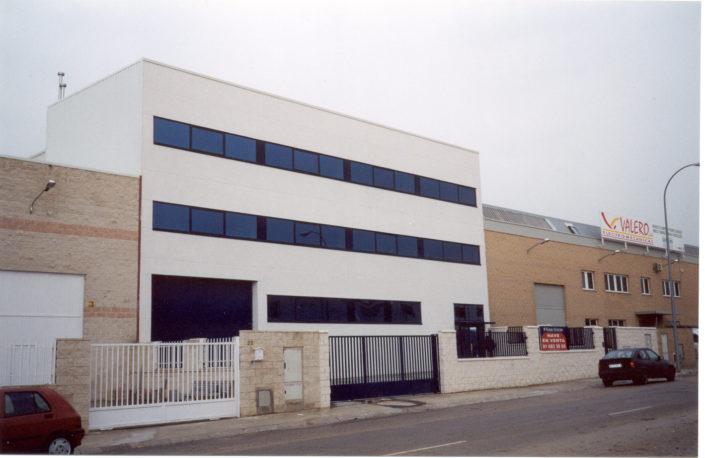 Nave industrial Los Olivos