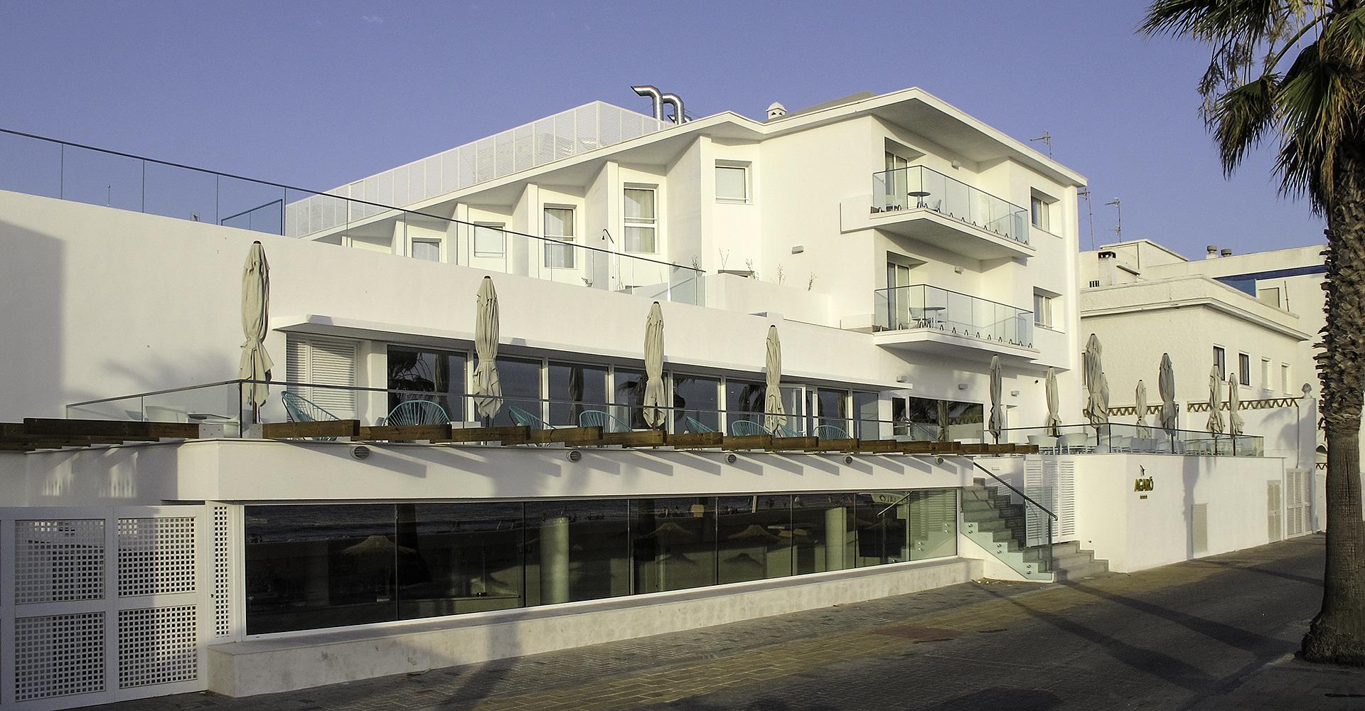 Hotel Chipiona. Cádiz