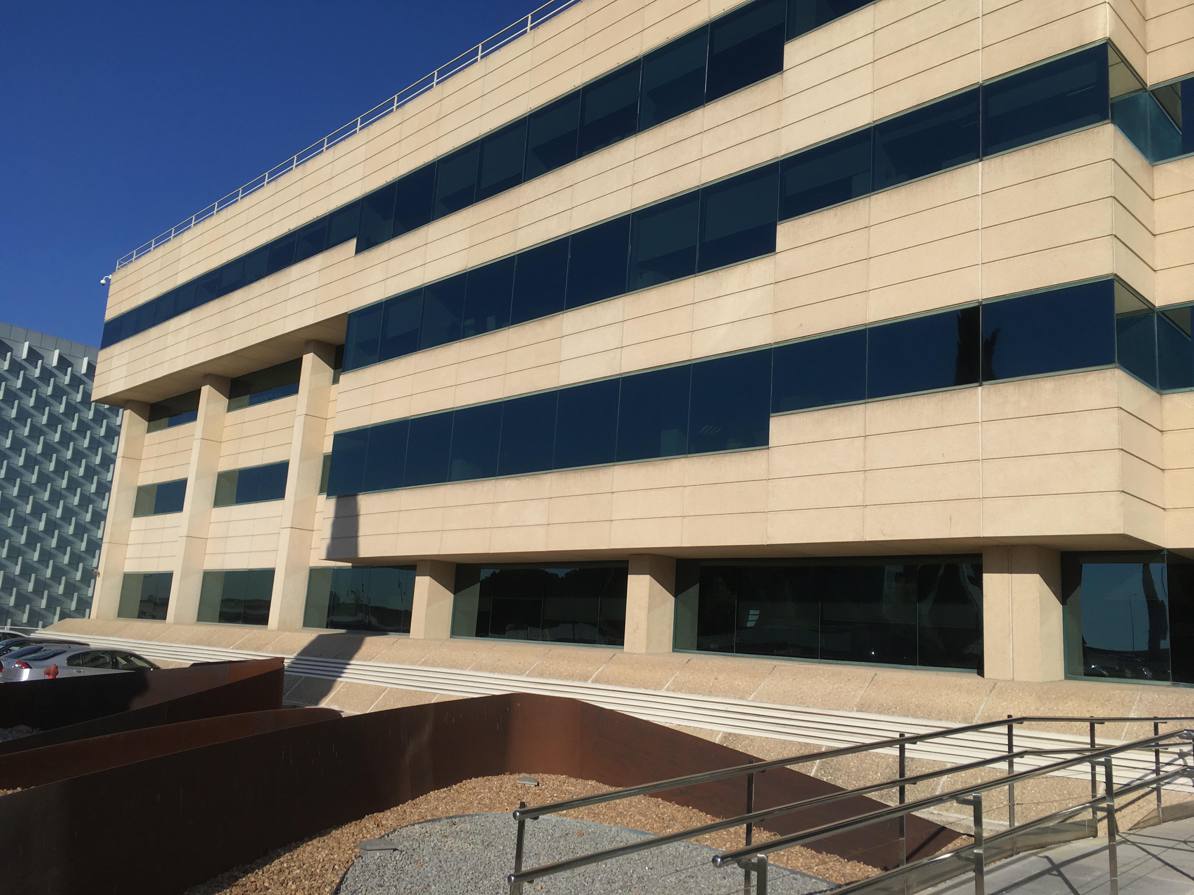 Edificio de oficinas Avenida Europa. PROARQ - Arquitectos Madrid