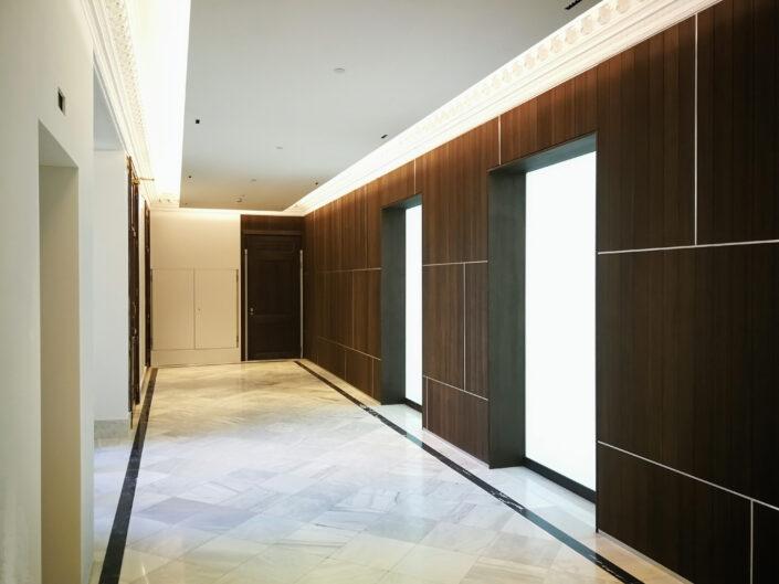 Oficinas calle Fortuny. PROARQ - Arquitectos Madrid