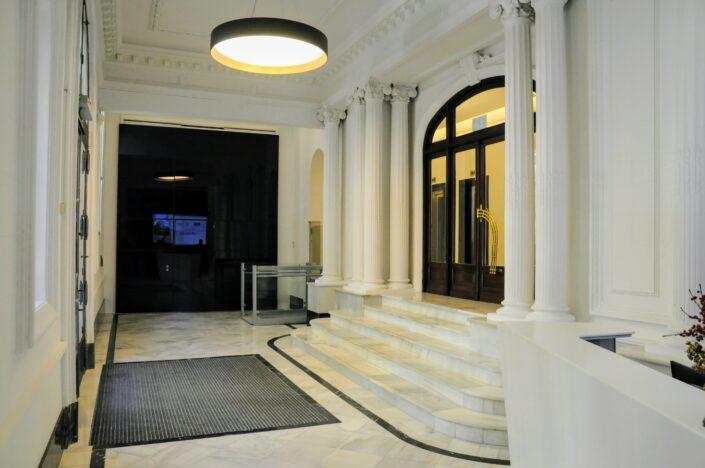 Rehabilitación y Conservación de edificio de oficinas, C/ Fortuny. PROARQ - Arquitectos Madrid